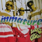Immature - Lover's Groove (colorido) 12''