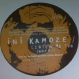 """Ini Kamoze - Listen Me Tic 12"""""""