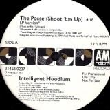 Intelligent Hoodlum - The Posse 12''
