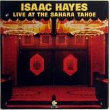 Isaac Hayes - Live At The Sahara Tahoe 2LP