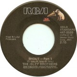 """Isley Brothers - Shout 7"""""""