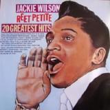 Jackie Wilson - Reet Petite : 20 Greatest Hits LP