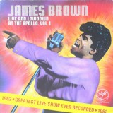 James Brown - Live And Lowdown At The Apollo LP