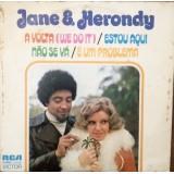 Jane & Herondy - Não Se Vá EP 7''