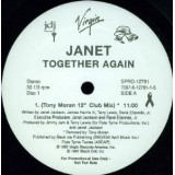 Janet Jackson - Together Again 2x12""