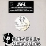 """Jay-Z - A Million And One Questions 12"""""""