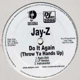 "Jay-Z - Do It Again / So Ghetto 12"""