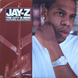 """Jay-Z - The City Is Mine 12"""""""