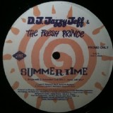 DJ Jazzy Jeff & Fresh Prince - Summertime 12""