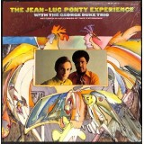 Jean-Luc Ponty Experience - Jean Luc Ponty Experience With George Duke Trio LP