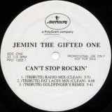 Jemini The Gifted One - Can´t Stop Rockin 12""
