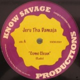 Jeru The Damaja - Come Clean 12''