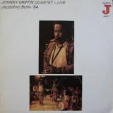 Johnny Griffin Quartet - Live Jazzbühne Berlin ´84 LP