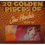 Jimi Hendrix - 20 Golden Pieces Of Jimi Hendrix Volume Two LP
