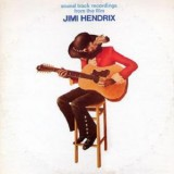 Jimi Hendrix - Sound Track Recordings From The Film Hendrix 2LP