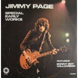 Jimmy Page - Special Early Works Featuring Sonny Boy Williamson LP