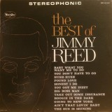 Jimmy Reed - The Best Of Jimmy Reed LP