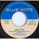 Jimmy Smith - Back At The Chicken Shack 7""