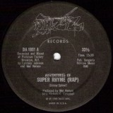 Jimmy Spicer - Super Rhymes Rap 12''
