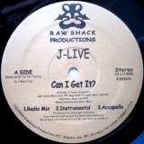 """J-Live - Can I Get It 12"""""""