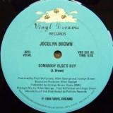"Jocelyn Brown - Somebody Elses Guy 12"""