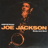 Joe Jackson - Body And Soul LP