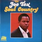 Joe Tex - Soul Country LP