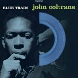John Coltrane - Blue Train (vinil colorido) LP