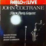 John Coltrane - The Paris Concert LP