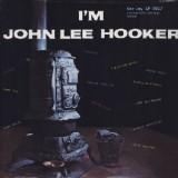 John Lee Hooker - I´m John Lee Hooker LP
