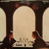 John Lennon & Yoko Ono - Heart Play : Unfinished Dialogue LP