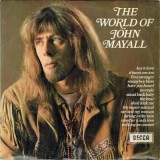 John Mayall - The World Of John Mayall LP