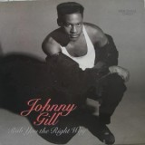 Johnny Gill - Rub You The Right Way 12""