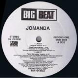 "Jomanda - I Like It 12"""