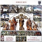 Jorge Ben - A Tábua De Esmeralda LP