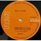 Julius La Rosa / Billy N' Sue - Where Do I Go / Come Softly To Me 7''