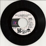 KC & The Sunshine Band - That´s The Way (I Like It) 7""