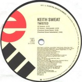 """Keith Sweat - Twisted 12"""""""