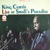 King Curtis - Live At Small´s Paradise LP
