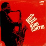 King Curtis - Soul Time LP