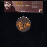 K-Os - Heaven Only Knows 12""