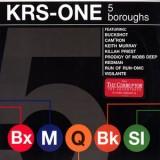 Krs One - 5 Boroughs 12""