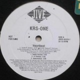 Krs One - A Friend / Heartbeat 12""