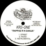 """Krs One - Rappaz R N Danja 12"""""""