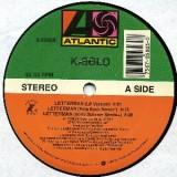 """K-Solo - Letterman 12"""""""