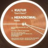 """Kultur - Don´t Panic 12"""""""