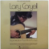 Larry Coryell - Improvisation From Rock To Jazz LP