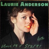Laurie Anderson - United States Live 5LP Box