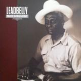 Leadbelly - Where Did You Sleep Last Night LP