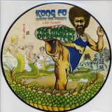 Lee Perry - Kung Fu Meets The Dragon Picture Disc LP